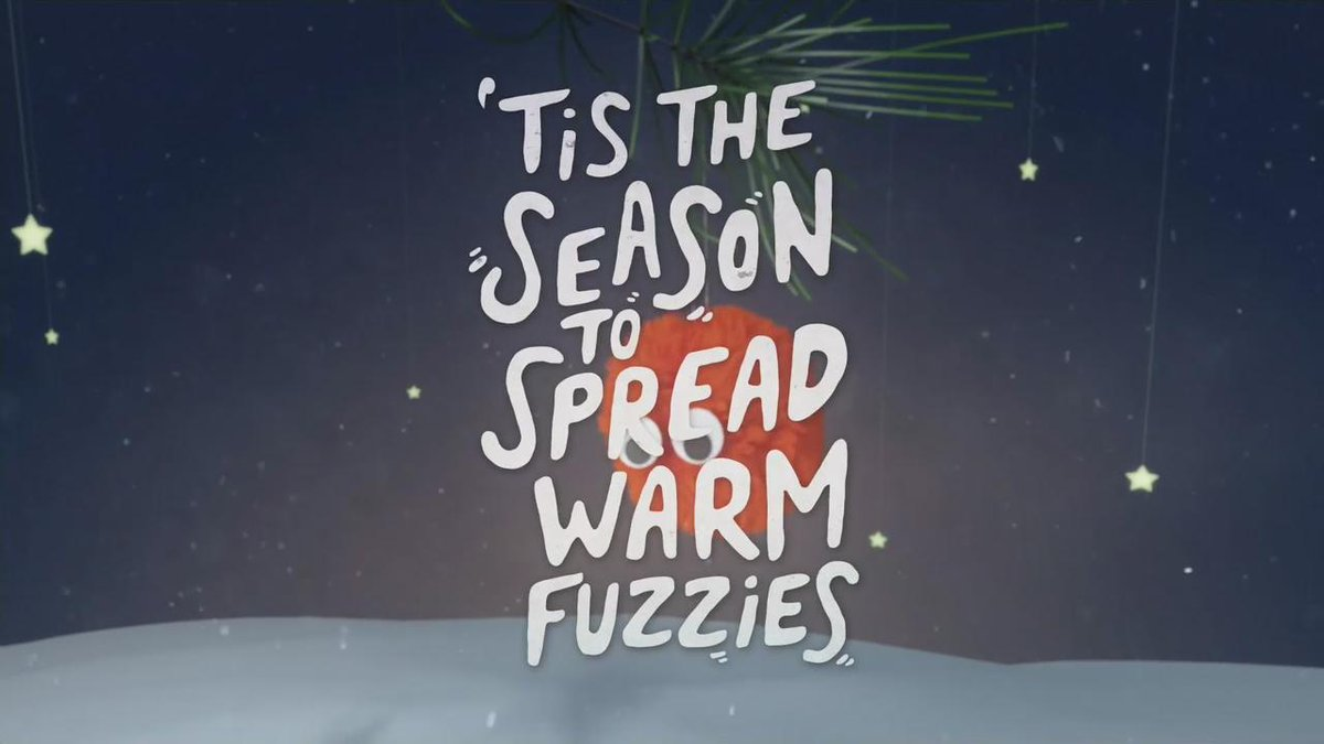 Sing it out and sing it loud! When you RT this fuzzy carol, $1 will be donated to Hope Mission. #warmfuzzyforhope https://t.co/Seak635TcR