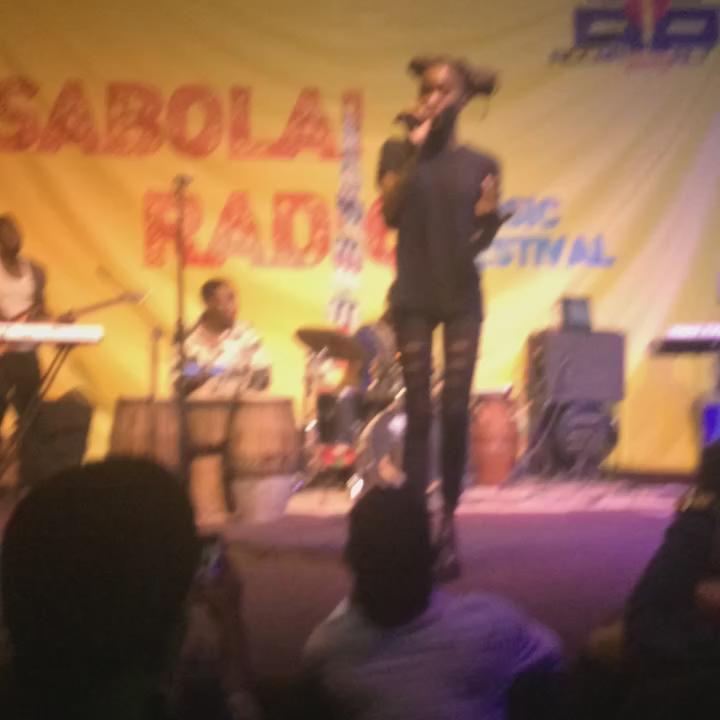 """"""": #Awo #SabolaiRadio"""