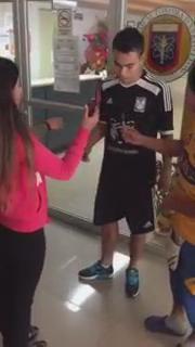 El cordobés Lucas Zelarayan, ex #Belgrano, ya vistiendo vestimenta de #Tigres de México. https://t.co/EoMjqSDPvy