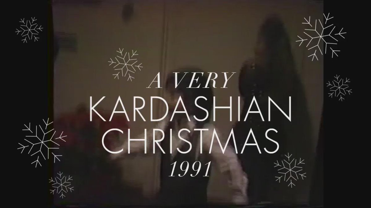 The ultimate throwback… Christmas 1991!!! Too precious to not share! Watch it on my app!!! https://t.co/4JWmdy7q43 https://t.co/VUG1COhP0k