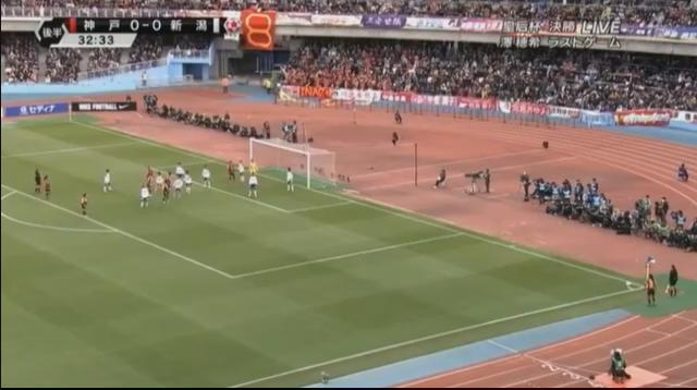 Homare Sawa marks her farewell with Empress Cup winning goal in front of 20,376 fans! #ndsk_l  #Nadeshiko https://t.co/juMkKimHRI