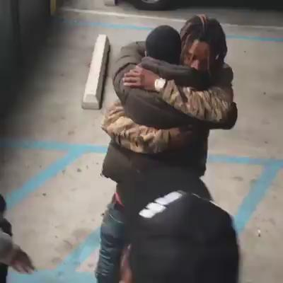 After being homeless together, Fetty Wap bought Monty a BMW i8 https://t.co/05SmcBpstU