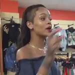The day that Rihanna invented lying. Honestly, truly. https://t.co/EZF3c2wNR0