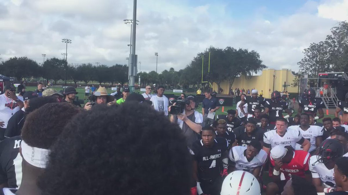 Herm Edwards is not happy with Trevone Boykin. He used it as an example with the #UAALLAMERICA players this morning. https://t.co/3cgUIh1lsd