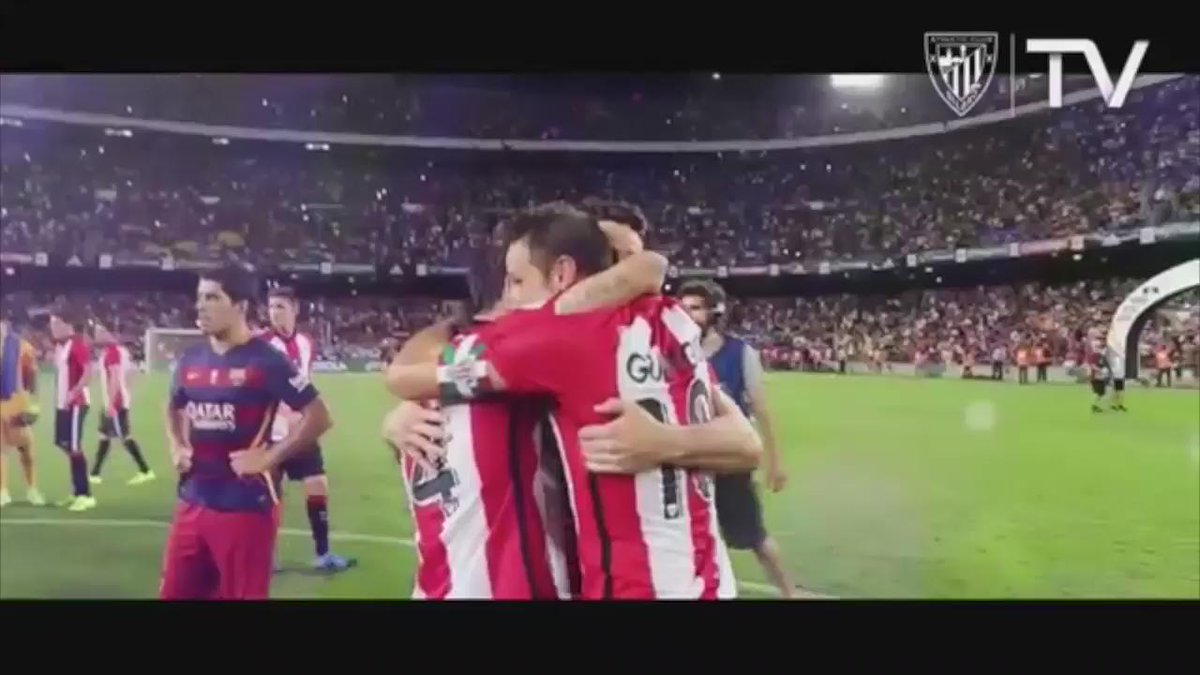 This video from @AthleticClub says it all. It's been a special year. #AupaAthletic