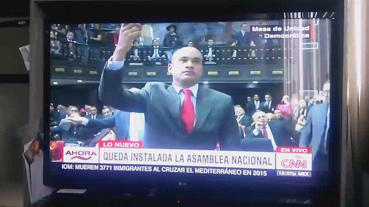 EL MOMENTO MÁS ÉPICO DEL DÍA. https://t.co/dWWhOoDbbe #ElCambioComienzaHoy