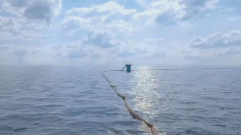 Plasticvanger van @BoyanSlat wordt getest voor de kust van #Scheveningen: https://t.co/J9tYFIC8c9 #duurzaam https://t.co/zaSjngWqNK