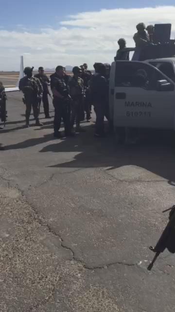 Vídeo del traslado.  https://t.co/x5m0R7T8yC