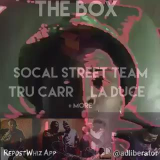 Say whaaaat!! @adliberator will be LIVE at #TheBox tonight as well!!! https://t.co/eCJzUaBh2q