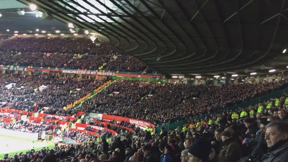 #sufc fans making all the noise #starlive https://t.co/TkoNTn65QO