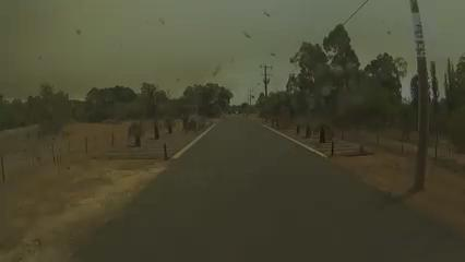 .@WAParksWildlife shot this video in the firezone. FULL VERSION HERE: https://t.co/AOk8NESb2B #WaroonaFire #wafires https://t.co/1uiKyhE15O