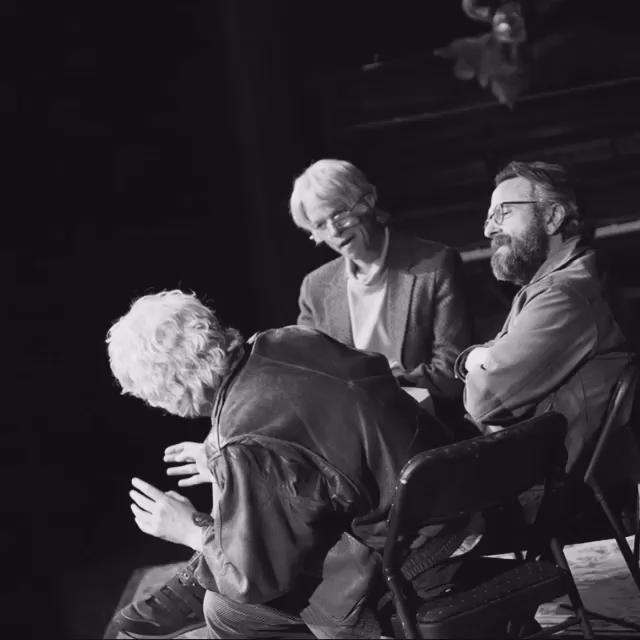 #lastnight #NickKroll @nickkroll #JohnMulaney #MarcMaron @WTFpod #OhHello 1/9/2016