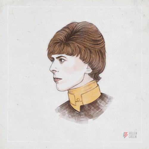 David Bowie. xo https://t.co/gdZkujNDj4