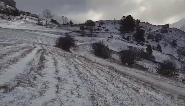 #WRC @JariMattiWRC testing Monte-Carlo in snow and ice conditions #video @VolkswagenRally @vwrallytheworld https://t.co/ti6HEInBtR