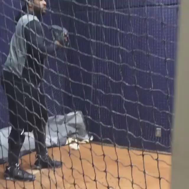 First bullpen of the year! https://t.co/QG8Js8fQ3e