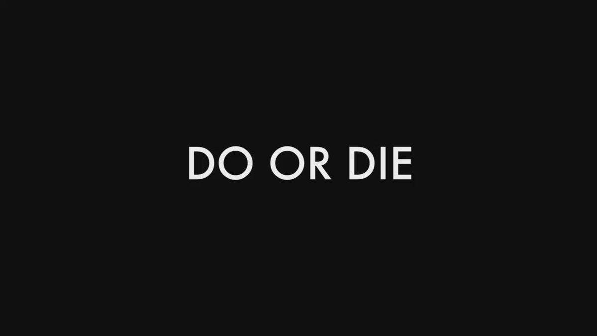 RT @30SECONDSTOMARS: Time to #DoOrDie. Watch + listen. | #LoveLustFaithDreams https://t.co/U4JATsJvVm https://t.co/ExOcMbZKUR