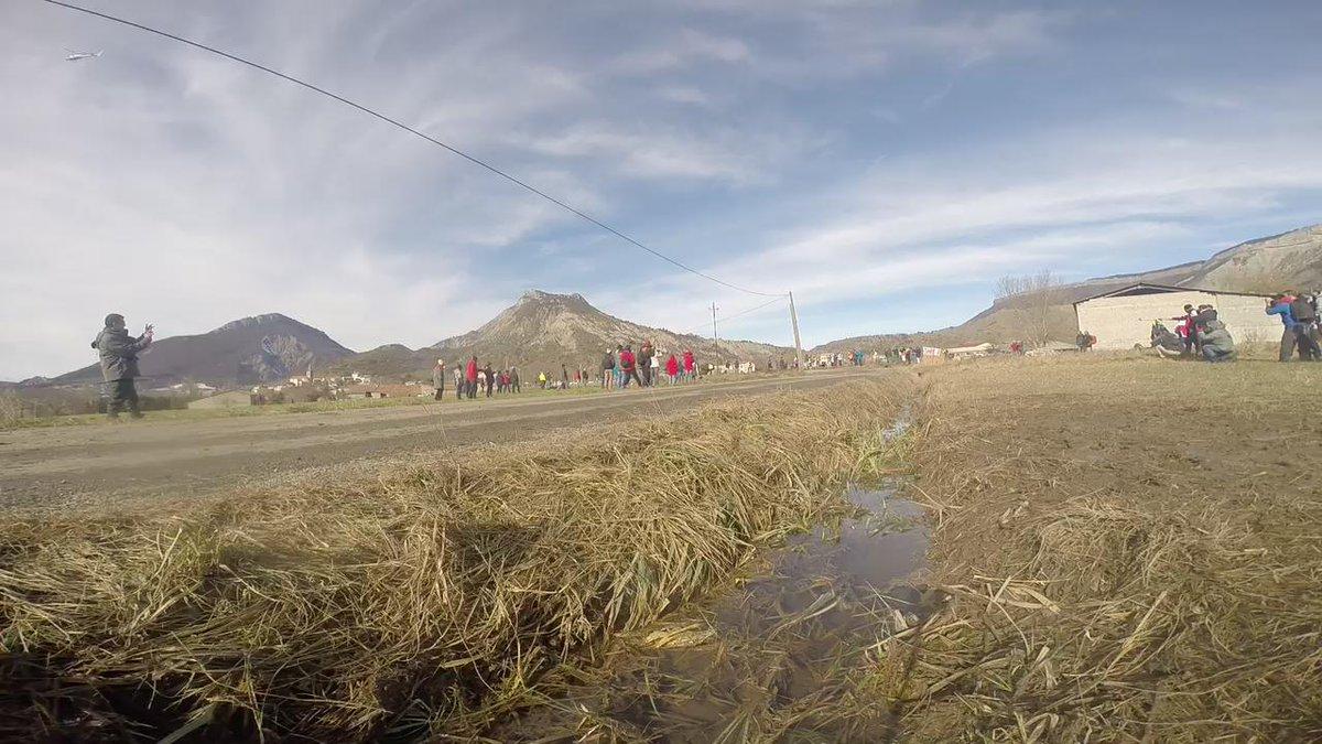 #WRC SS11 JML crash #RMC16 (front left damage) #video https://t.co/H54L1nKMqA @JariMattiWRC @Becsywecsy