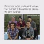 #CongratulationsHarry Harry going solo Louis is fandom: https://t.co/vDgvyYNbkC