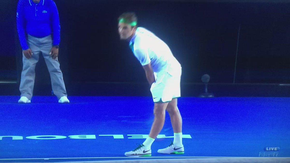 Point of the tournament? #AusOpen (via @Dimonator) https://t.co/0MGnnkacbq