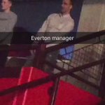 Everton manager Roberto Martinez with the dance moves at Jason Derulo last night. (Via: @LFCKOPVIEW) https://t.co/Cke20l3zsy
