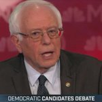 """""""On our worst day... We are one hundred times better than any Republican candidate"""" -@BernieSanders #DemDebate https://t.co/SG8msqGHB6"""
