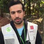 انطباع الممبدع راشد الكواري لزيارة الايتام 👭 فلايوجد اجمل من سعادة تآتي بعد الجهد الذي يمضي فالخير @Rashid_Alkuwari https://t.co/5MuOYf0goo