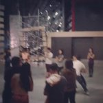 @aldenrichards02 and @mainedcm rehearsal for a Dance prod tomorrow:) via: kewlit #VoteMaineFPP #KCA https://t.co/fmH1HiZ9Sy