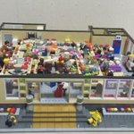 レゴで動く回転寿司屋を作りました。 - ドクターペイさんのレゴ研究手帳 - Yahoo!ブログ https://t.co/zDv7Lk9LNz #レゴ回転寿司 #wf2016w ワンフェスにて展示予定です。宜しくお願いします! https://t.co/mgLclKe3YB