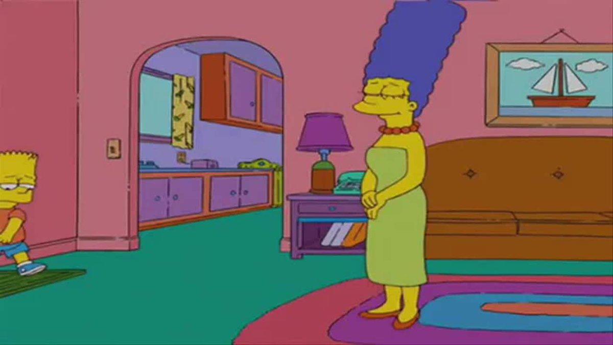 The Origin of Marge Simpson's Meme https://t.co/v16pq7fukQ