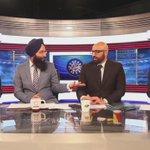 NEW VIDEO! https://t.co/nNVXqf8w91 - Punjabi class is in session #HockeyDay #PunjabiNightInCanada https://t.co/4E1soNCBgq