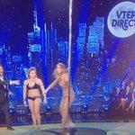 La gamelle de Laury Thileman ex miss France dans #VTEP ???? https://t.co/8dRO9lRH28