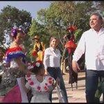 Multitudinaria celebración del #ValencianitoCultural https://t.co/sgoxepN5gt