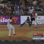 #SerieCaribeESPN #Cuba se fue arriba con dos en el 11 y derrota 4-2 a #Dominicana #EnVivo #EspnDeportes https://t.co/AINWCaF5Tb