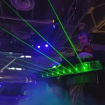 Ever experienced the incredible feeling of listening to laser harp? #ExperienceTransformotion https://t.co/BSmbzibi2G