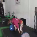 not so much 100kg 2x2 at 52kg bw #powerlifting #strong #deadlift https://t.co/znEh66DNKA SimonacherrySv