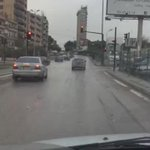 #كل_مستمع_مراسل ل #JarasScoop  🔴تغريدة٢من٣ سيارة قوى اﻷمن التي إجتازت اﻹشارة الحمراء على تقاطع جسر الباشا اليوم ٤:١٥ https://t.co/2nXN2kUCZ6