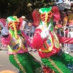 ¡Qué lindo es mi Carnaval! Lleno de creatividad y color #LaGozaderaEH https://t.co/rLVy5gu12B