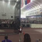 """Jelani Rainey wins the mens Weight Throw for the 2nd week in a row 18.07m (593.5"""")!! #ACUTF #Champ #GoWildcats https://t.co/u1nR88eqJ0"""