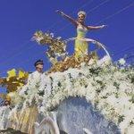 ¡GRACIAS BARRANQUILLA POR BRILLAR CONMIGO EN ESTE MACONDO! Los llevo en mi 💛. #UnaSolaGozadera #Carnaval2016 https://t.co/JQXHQjUY8P