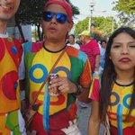 ¡Este año los barranquilleros se quedaron hasta el final de la #BatallaDeFlores! #CarnavalSomosTodos https://t.co/PKOBNOzLPd