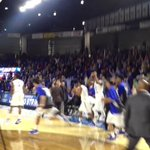 Murphy Center was rockin and the #BlueRaiders win! Thanks for bringing the noise! @MT_MBB https://t.co/0xgWNzyfYO