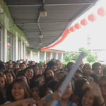 SOLID!!!  KATHNIEL PEPS AT SM SAN LAZARO!!  KathNielASAPBigReunion #VoteKathrynFPP #KCA  https://t.co/OBxnQhaSs2