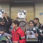 #شاهد | وقفة تضامنية مع الأسير المضرب عن الطعام محمد القيق أمام مقر الصليب الأحمر بغزة https://t.co/M3srV69Svs