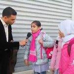 ردة فعل أطفال #فلسطين من قطاع #غزة بعد أن قيل لهم إن #إسرائيل ستقصف #مصر بعد أيام #اخلاق_مجتمعنا #من_علامات_الجمال https://t.co/BBJjztxkkC