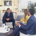 #AlAire @patrik_delmas nos cuenta todo sobre su nueva etapa de presentador. @monihernandeztv , @MarceloCezan. https://t.co/E2ziaYoP1k