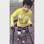 #فيديو | طفل يخطو اول الخطوات بحياته .. فرحته لا تقدر بثمن. https://t.co/tZrpRocBRF