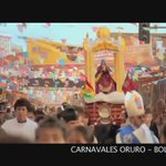 #Carnavales2016 | El carnaval boliviano de Oruro, es único en el mundo https://t.co/HJ8LN1dsQJ https://t.co/umLIuOXhGH