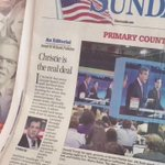 Right to Rise slapping Jeb ads above the fold on New Hampshire Sunday papers before the primary https://t.co/P8jzIo3ZB0