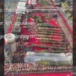 القوات المسلحة في قطاع #الحرث تداهم مواقع الحوثيين والعثور على كمية أسلحة وألغام كبيرة.. https://t.co/ueu4voOK6q