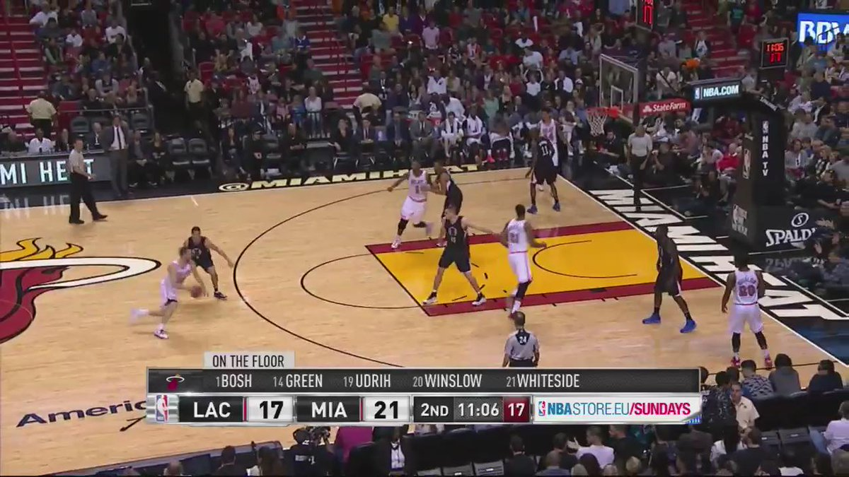 Miami Heat vs. Los Angeles Clippers - American Airlines ... American Airlines